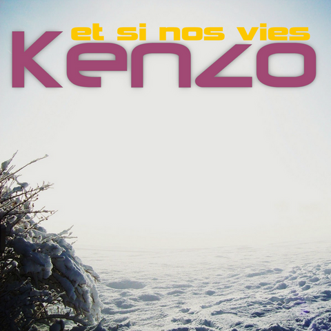DISCOGRAPHIE KENZO DAVID - 2013 SINGLE ET SI NOS VIES